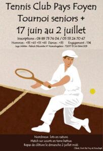 Tournoi de tennis du 17 juin au 2 juillet 2017 @ Tennis Club de Port-Sainte-Foy | Port-Sainte-Foy-et-Ponchapt | Nouvelle-Aquitaine | France