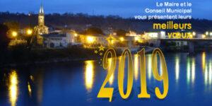 Vœux de Nouvel an @ Salle Jacques PREVERT (Foyer Municipal)   Port-Sainte-Foy-et-Ponchapt   Nouvelle-Aquitaine   France