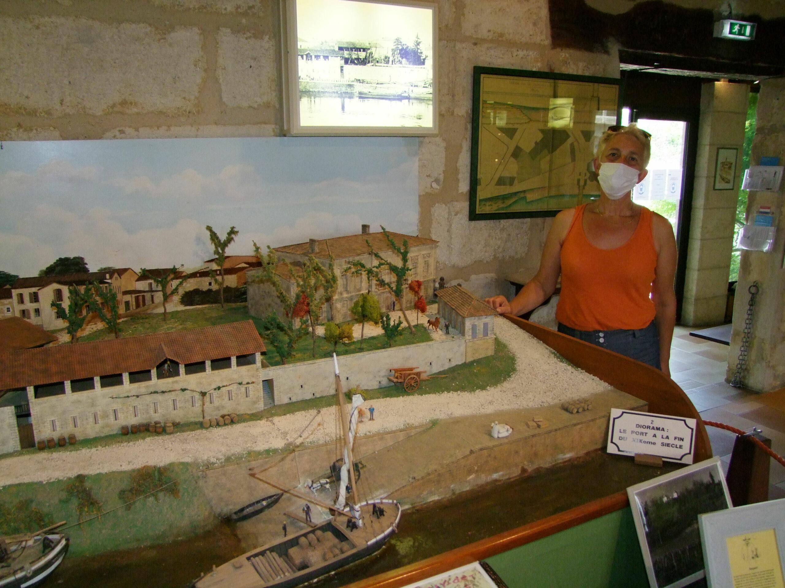Musée de la Dordogne batelière ouvert 2021