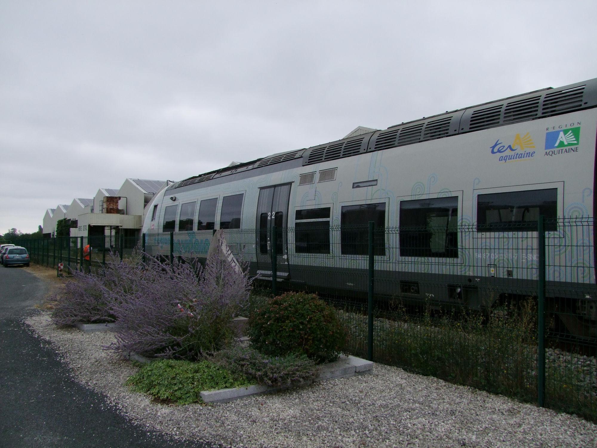 20210908 - Train aux 4 Ormeaux
